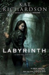 Labyrinth US Cover