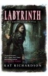 Labyrinth UK cover