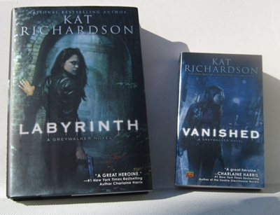 Labyrinth and Vanished arrive on board July 2010
