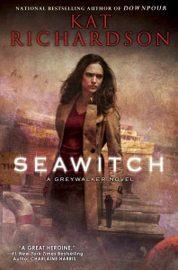 Seawitch US Cover